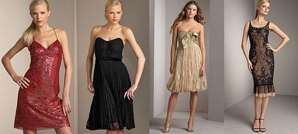 Все о коктейльных платьях мода