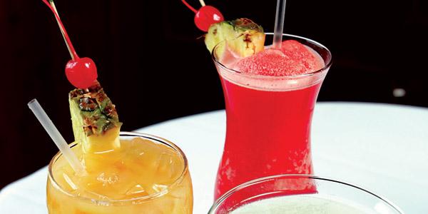 новогодние коктейли рецепты с фото